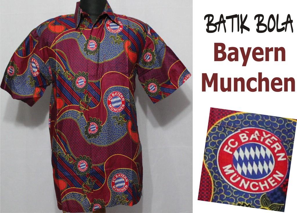 katalog baju batik  Jual Batik Bola Murah  Jual batik bola